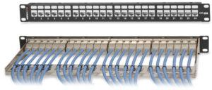 Cat6A F-UTP Panels