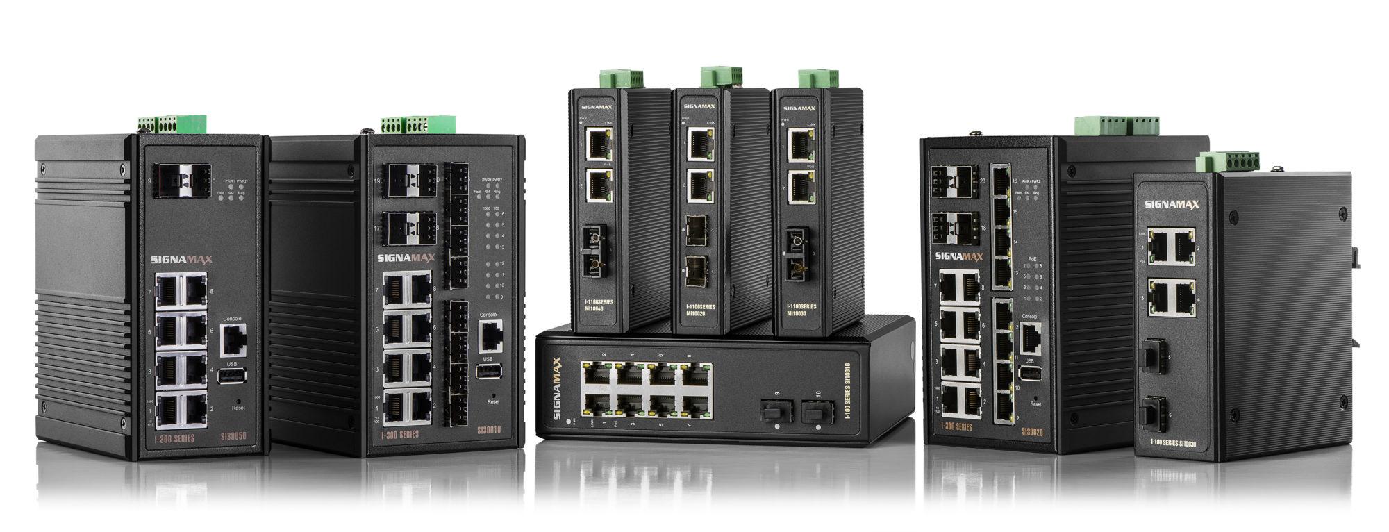Industrial Ethernet GROUP (for Web Slider) v2