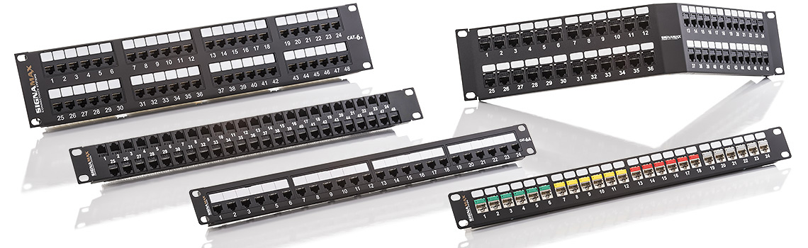 Patch Panels And Cross Connect Signamax